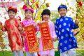 Học sinh Bắc Giang được nghỉ Tết 7 ngày